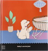 , Lima & Lou Baby`s Eerste Jaar - Invulboek