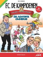 Hec  Leemans F.C. De Kampioenen Omnibus  08 Xavier presenteert