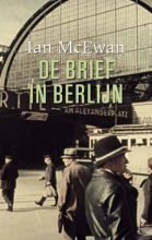 Ian  McEwan De brief in Berlijn