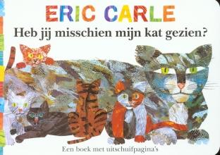 Eric Carle , Heb jij misschien mijn kat gezien?
