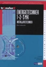 B.A. Korsmit A. Fortuin  L.D. van de Graaf, Energietechniek 1-2-3MK installatietechniek Kernboek