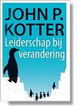 J.P. Kotter , Leiderschap bij verandering