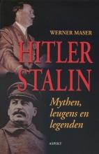Werner  Maser Hitler - Stalin