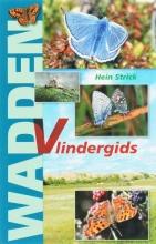 H.  Strick Wadden Vlindergids