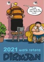 , Dirkjan Scheurkalender 2021