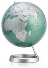 Atmosphere Globes Globe Model Desire: 30 Cm Gb Mint Metallic