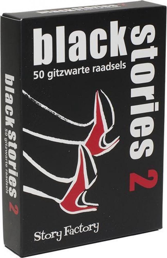 Tff-014115,Black and white stories 2 50 nieuwe gitzwarte raadsels