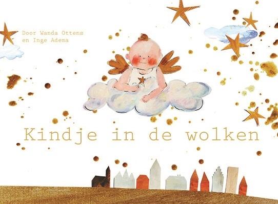 Wanda  Ottens,Kindje in de wolken