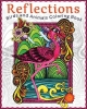 Art House Design, Reflections: Birds and Animals Coloring Book