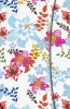 , Notitieboek a6 blanco magnetisch flowers