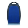 <b>P705.535</b>,Rugzak Bobby Compact Donkerblauw/Antraciet Diver Blue Anti-Diefstal 40x29x14 Cm.
