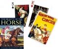 Pia-148415 , Beauty of the horse - speelkaarten - single deck - piatnik