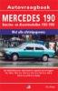 Olving, P.H., Vraagbaak Mercedes 190 Benzine- en dieselmodellen 1983-1993