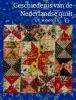 An Moonen, Geschiedenis van de Nederlandse quilt