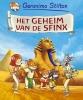 <b>Gernonimo Stilton</b>,Het geheim van de sfinx PCK