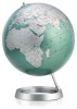 Atmosphere Globes, Globe Model Desire: 30 Cm Gb Mint Metallic