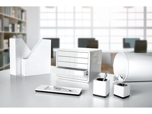 ,pennenkoker HAN i-Line wit / zwart