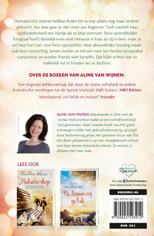 Aline van Wijnen,Liefde met gebruiksaanwijzing