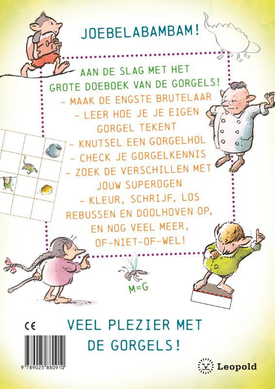Jochem Myjer,De Gorgels Doeboek