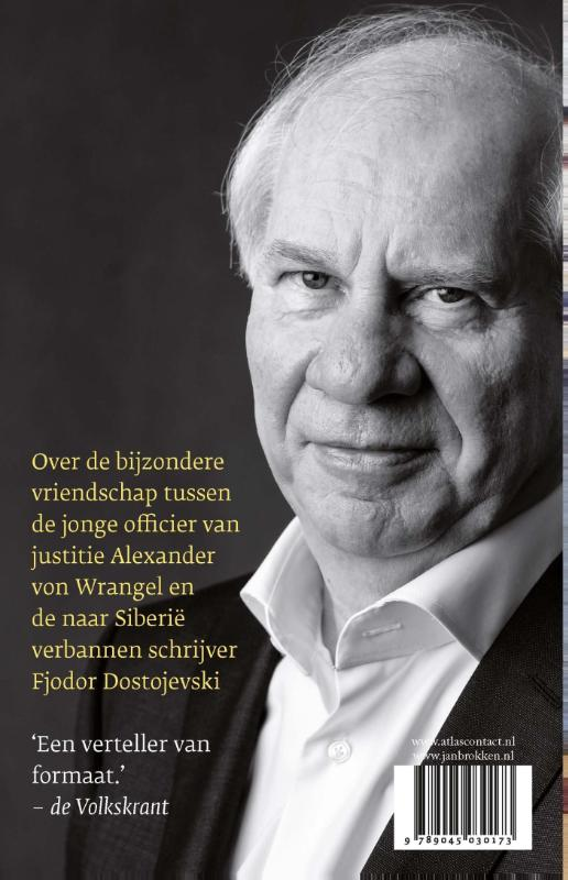 Jan Brokken,De kozakkentuin