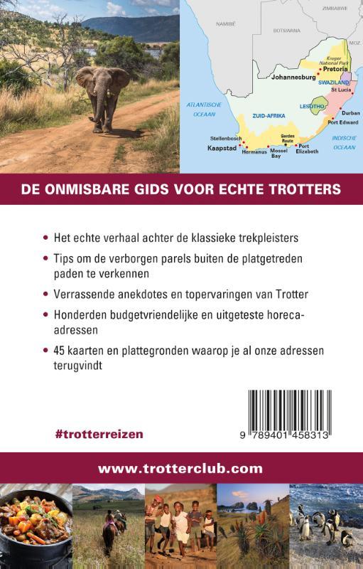 ,Trotter Zuid-Afrika