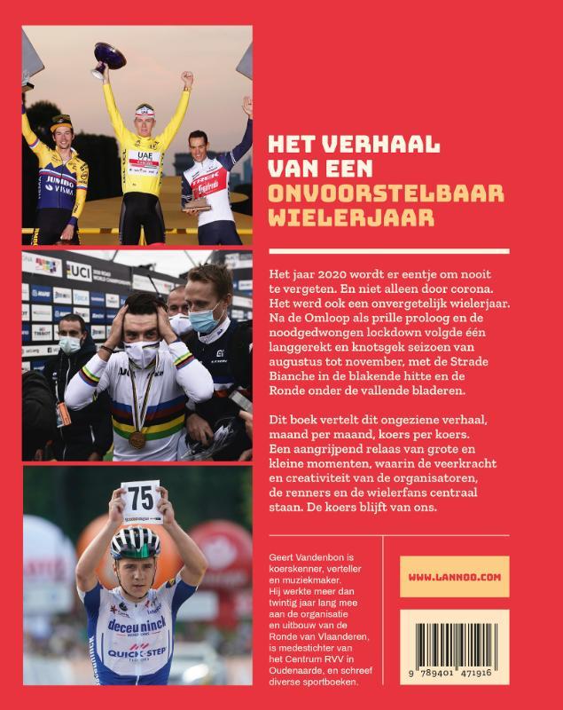 Geert Vandenbon, Tim De Waele,Wat een wielerjaar!