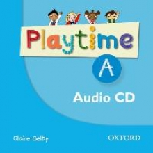Selby, Claire Playtime A. Class CD