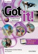 Got It: Level 3: Student`s Pack B with Multi-ROM