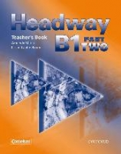 Soars Headway B1 Part 2. Teacher`s Book (Germany)