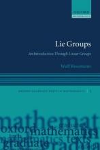 Wulf (Department of Mathematics and Statistics, University of Ottawa) Rossmann Lie Groups