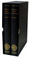 Oxford Dictionaries Oxford Latin Dictionary 2 Volume Set