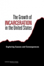 National Research Council The Growth of Incarceration in the United States