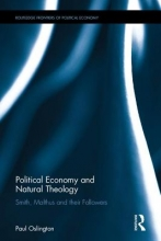 Paul (Australian Catholic University) Oslington Political Economy as Natural Theology