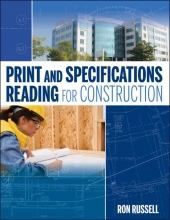 Russell, Ron Print and Specifications Reading for Construction