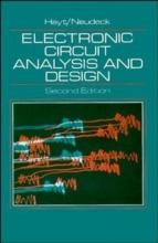 Hayt, William H. Electronic Circuit Analysis and Design