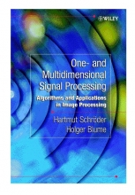 Schröder, Hartmut One- and Multidimensional Signal Processing