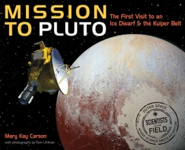 Carson, Mary Kay Mission to Pluto