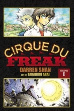 Shan, Darren Cirque Du Freak the Manga 1