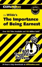 Kirk, Susan Van CliffsNotes on Wilde`s The Importance of Being Earnest