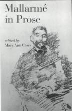 Anderson, Jill Mallarme in Prose