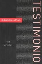 Beverley, John Testimonio