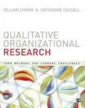 Cathy Cassell Qualitative Organizational Research