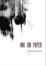 Cran, Brad Ink on Paper
