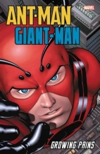 Stan Lee,   Steve Englehart,   George Perez Ant-man/giant-man: Growing Pains