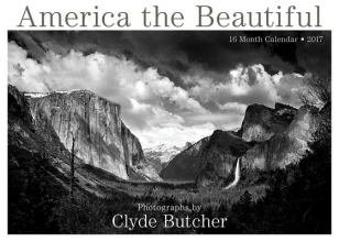 America the Beautiful 2017 Calendar