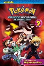 Ihara, Shigekatsu Pokemon Diamond and Pearl Adventure! 7