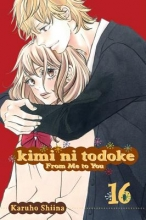 Shiina, Karuho Kimi Ni Todoke: from Me to You 16