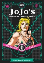 Araki, Horihiko Jojo`s Bizarre Adventure: Part 1- Phantom Blood, Vol. 3