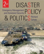 Sylves, Richard Disaster Policy and Politics