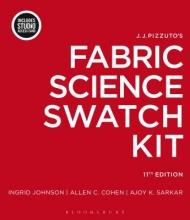 Johnson, Ingrid,   Sarkar, Ajoy K.,   Cohen, Allen C. J.J. Pizzuto`s Fabric Science Swatch Kit